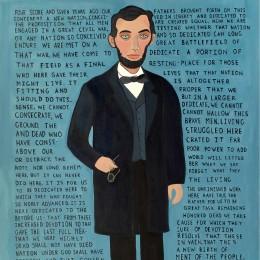 Abraham Lincoln, The Gettysburg Address, 2007