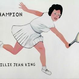 Billie Jean King, Champion, 2009