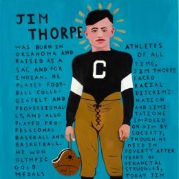 Jim Thorpe, 2008