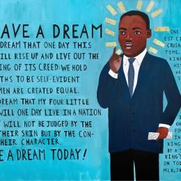 """MLK, Jr. – """"I Have a Dream"""", 2007"""