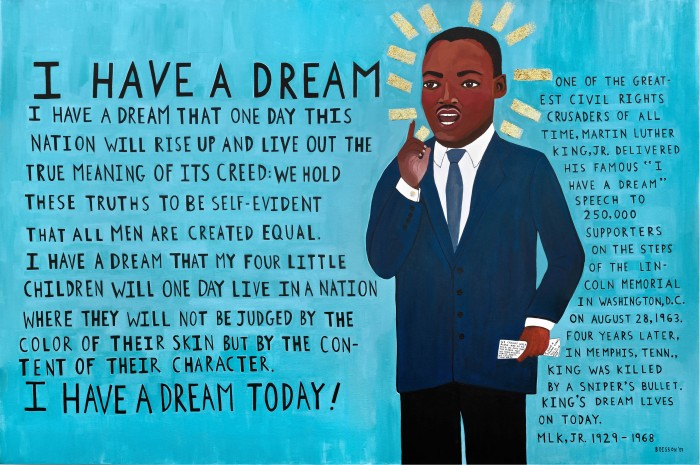 martin luther kings i have a dream speech and its meaning today