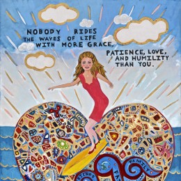 Surfing the Waves of Life (Kathy Ireland), 2013