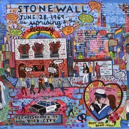 Stonewall, 2013