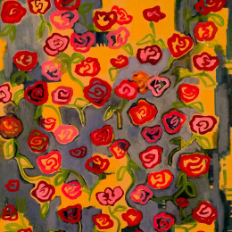 Kitchen Roses