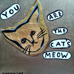 You Are the Cat's Meow, 2012