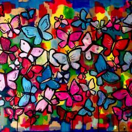 Butterflies Are Free, 2014