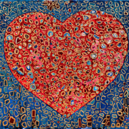 Arabesque (Heart), 2013