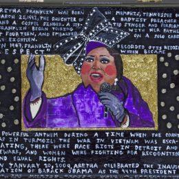 Aretha Franklin, 2016
