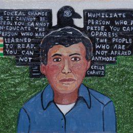 Cesar Chavez, 2015