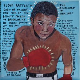Floyd Patterson, 2015