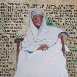 Harriet Tubman, 2015