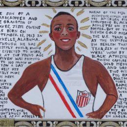 Jesse Owens, 2016