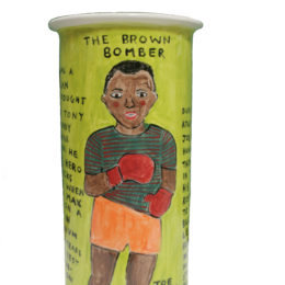 Joe Louis – The Brown Bomber, 2015