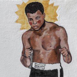 Muhammad Ali, 2015