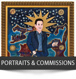 Portraits & Commissions