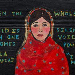 Malala, 2017